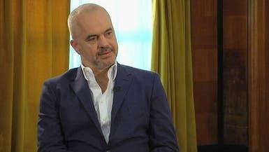 رئيس وزراء ألبانيا يتهم إيران بالاستفزاز وتصعيد التوتر