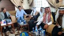 مشرقی فرات میں معاونت کے لیے سعودی وزیر کا شام کے دیر الزور کا دورہ