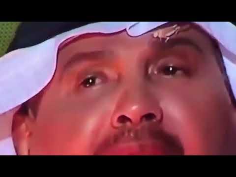 الجرادة على جبين محمد عبده خلال حفله في بريدة