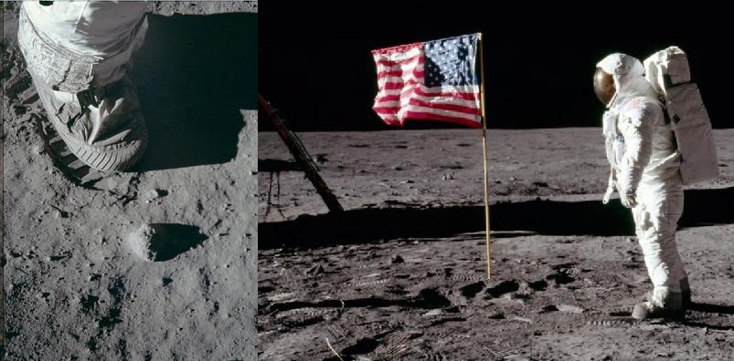 بعد 5 أعوام ستهبط امرأة على سطح القمر، لأول مرة