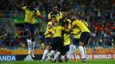 الإكوادور تنتزع المركز الثالث من إيطاليا في مونديال الشباب