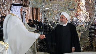 روحاني: اتفاق مع قطر على تعزيز الزيارات السياسية والاقتصادية