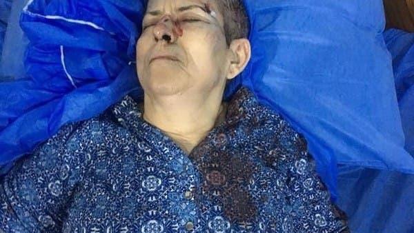 """بعد كلمتها عن سقوط الموصل.. دهس """"تيريزا العراق"""""""
