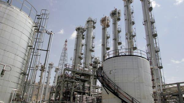 إيران تعتزم تجاوز الحد المسموح لإنتاج اليورانيوم اليوم