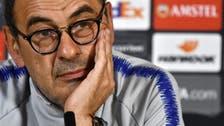 Maurizio Sarri leaves Chelsea to take charge of Juventus