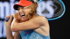 Returning Sharapova inspired by 'ultimate fighter' Nadal