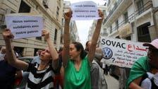 Algerian partner of Germany's VW held over graft allegations