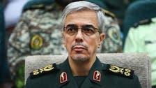 رئيس الأركان الإيراني يقر: الحرس الثوري يدعم الحوثيين