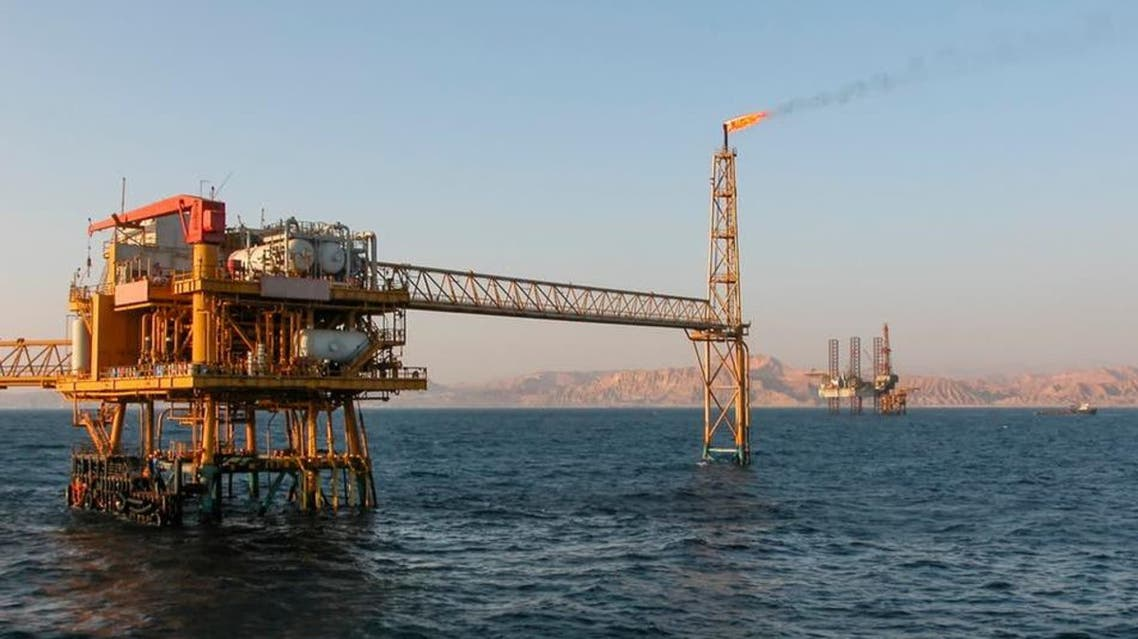 conflict of Natural Gass between Egypt and Israel