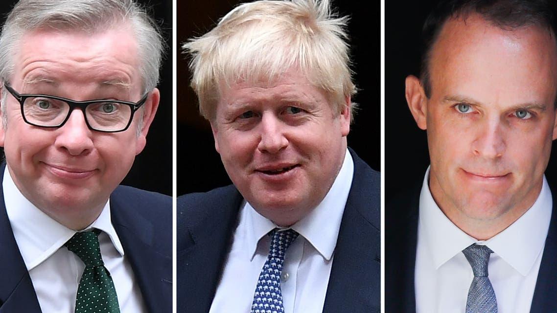 المتنافسون على منصب رئاسة الحكومة في بريطانيا
