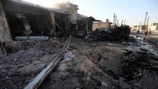 Rocket fire kills 12 civilians in regime-held village in Syria: State media