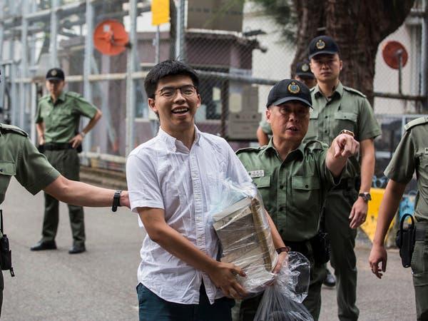 """رمز """"حركة المظلات"""" في هونغ كونغ حر.. وهذا ما دعا إليه"""