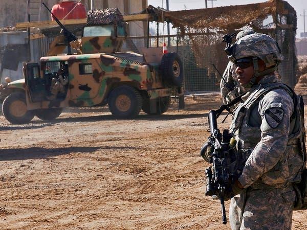 هجوم صاروخي عنيف استهدف معسكر التاجي شمال بغداد