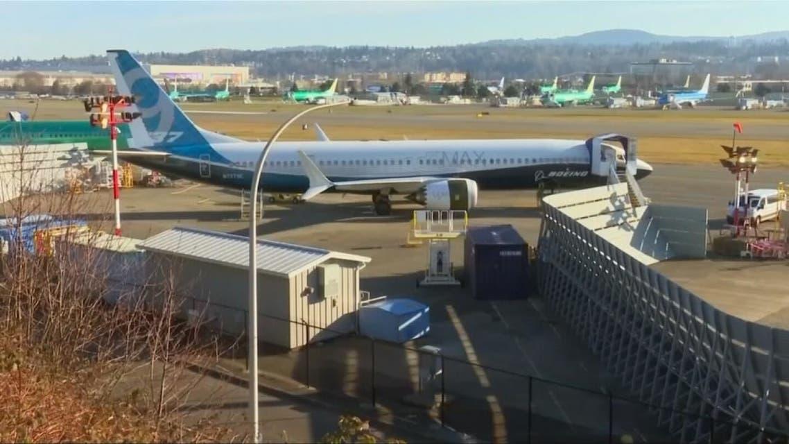 بوينغ تعتذر لضحايا حادثي طائرة ماكس 737