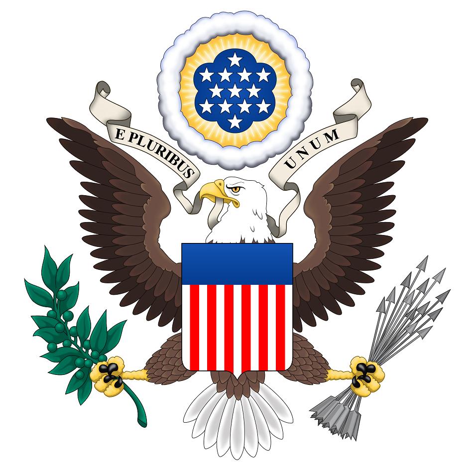 شعار الولايات المتحدة الأميركية