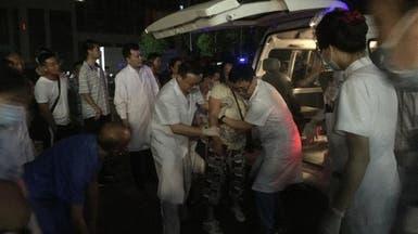 قتلى وعشرات الجرحى بزلزال جنوب غربي الصين