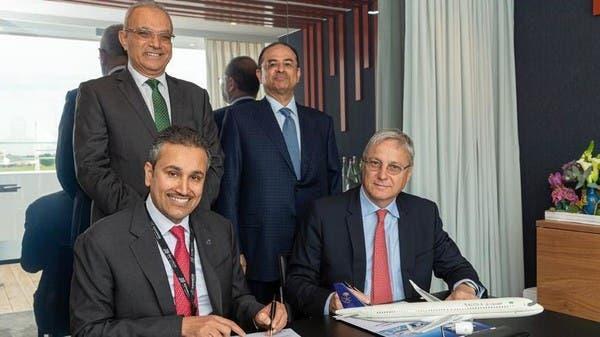 الخطوط السعودية: 10 مليارات دولار طلبيات إيرباص ونفاوض بوينغ