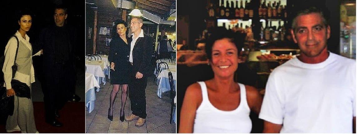 كل هذه الصور بين الزوجة فانيا وجورج كلوني، هي مونتاج مزيف