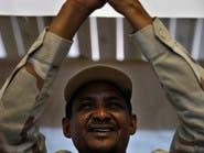 """حميدتي لـ """"الحدث"""": لا أرغب في رئاسة السودان"""