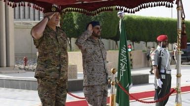 قائد الجيش اللبناني في السعودية لتعزيز التعاون العسكري