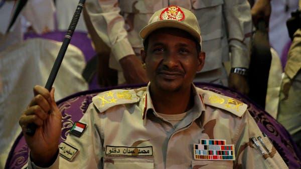 حميدتي: السعودية والإمارات ومصر ساعدت السودان دون التدخل بشؤونه