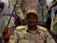 حميدتي يبحث مع السيسي في القاهرة أوضاع السودان