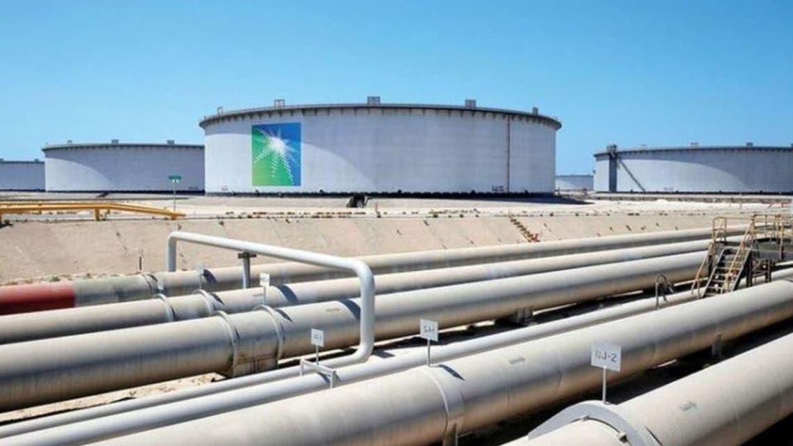 KSA Oil filed
