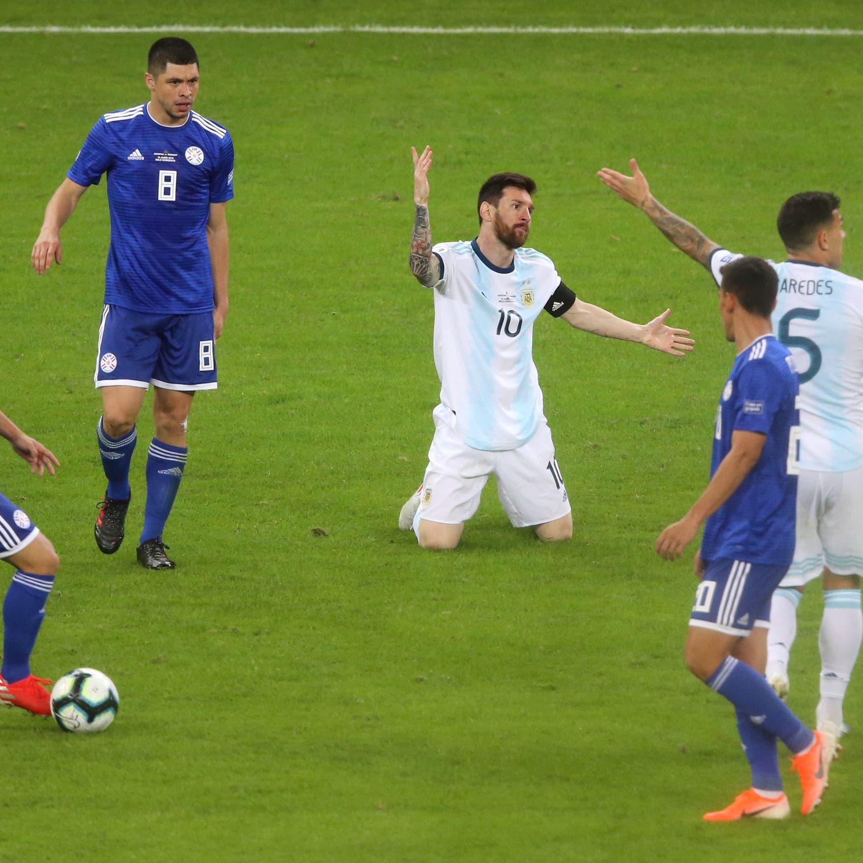 الاتحاد الأوروبي ينفي دعوة الأرجنتين للمشاركة في بطولاته