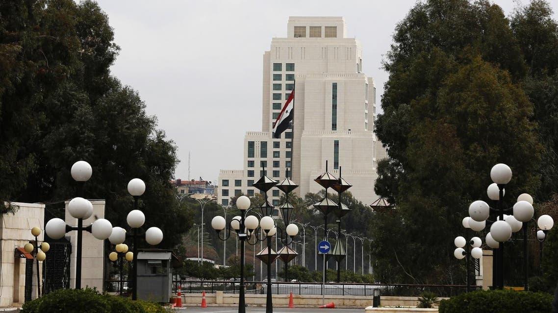 Four Seasons Damascus (AFP)