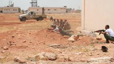 طرابلس.. الجيش الليبي يفشل هجوماً من الوفاق على المطار