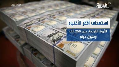 إن كانت ثروتك بين 250 ألف ومليون دولار..هذا ما ينتظرك!