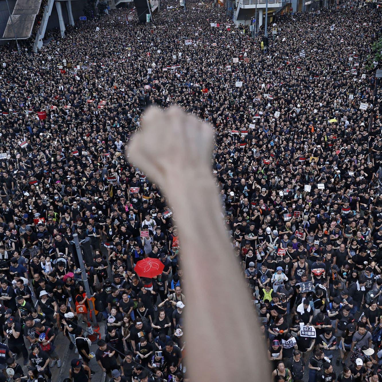 تجدد المظاهرات في هونغ كونغ ضد قانون التسليم إلى الصين