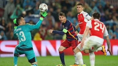 برشلونة يستضيف أرسنال في مباراة كأس غامبر