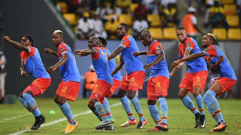 منتخب الكونغو في التصفيات الإفريقية