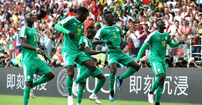 منتخب السنغال في مونديال 2018