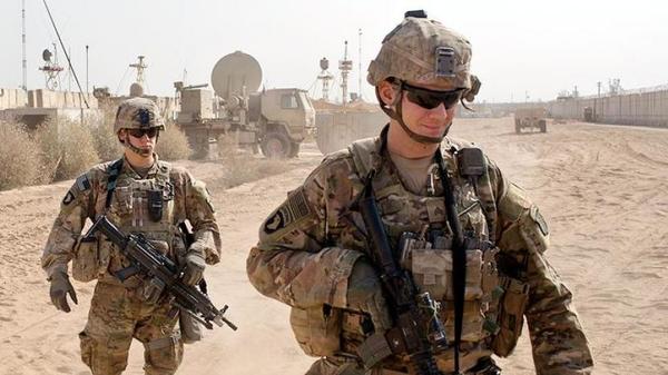 العراق.. مقتل 3 إرهابين هاجموا قاعدة أميركية بـ17 صاروخاً