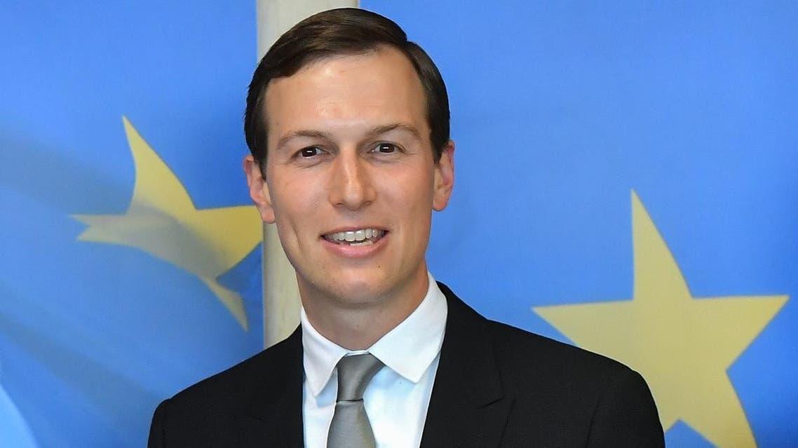 US Jared Kushner. (AFP)