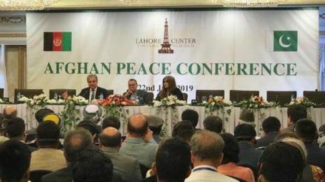 نشستی در مورد صلح افغانستان به میزبانی پاکستان آغاز شد