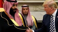 سعودی ولی عہد اور امریکی صدر کے درمیان ٹیلی فون پر تبادلہ خیال
