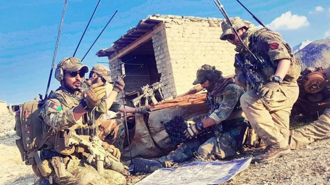 کشته و زخمی شدن 9 طالب در درگیری با سربازان افغان در لوگر