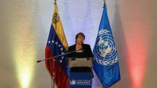 UN rights chief Bachelet to leave monitors in Venezuela after visit