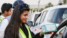 طفلة سعودية تروي قصتها مع التطوع والأعمال الاجتماعية