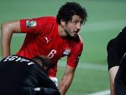 طبيب المنتخب المصري يؤكد مشاركة حجازي في التدريبات