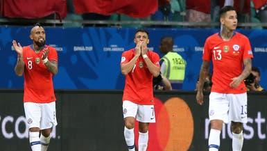 """""""العاطفة"""" تعيد """"المحبط"""" سانشيز إلى التألق في البرازيل"""