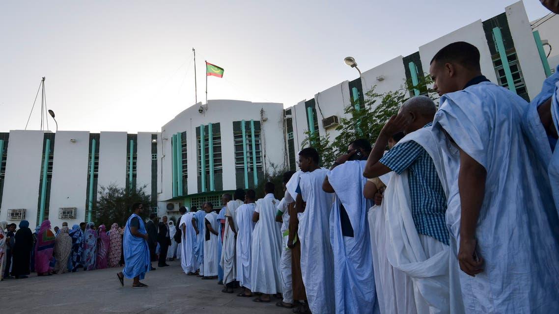 الانتخابات الموريتانية