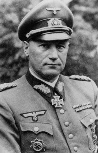 صورة للجنرال الألماني إدغار فوشتنجر
