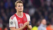 Juventus land defender De Ligt from Ajax, says a report
