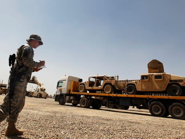 قصف صاروخي على قاعدة عراقية تضم جنوداً أميركيين