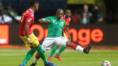 مدغشقر تحقق نقطتها الأولى في تاريخها بتعادلها مع غينيا
