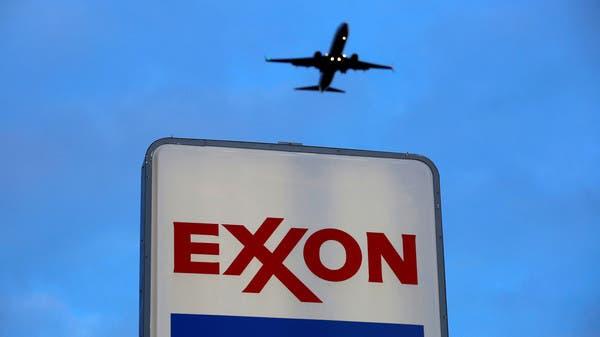 إكسون موبيل تتكبد خسارة فصلية بـ 1.1 مليار دولار